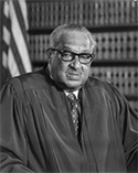 Thurgood Marshall, 1976
