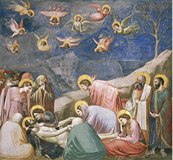 Giotto, The Lamentation, 1305-1306
