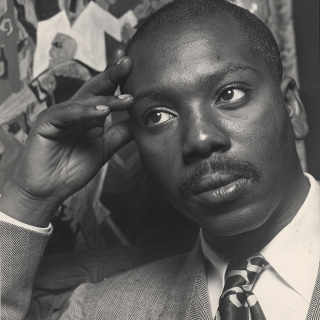 Jacob Lawrence as a Young Man