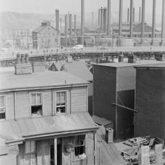 Arthur Rothstein, Slums, Pittsburgh, Pennsylvania, 1938