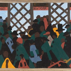 The Migration Series, Panel no. 1