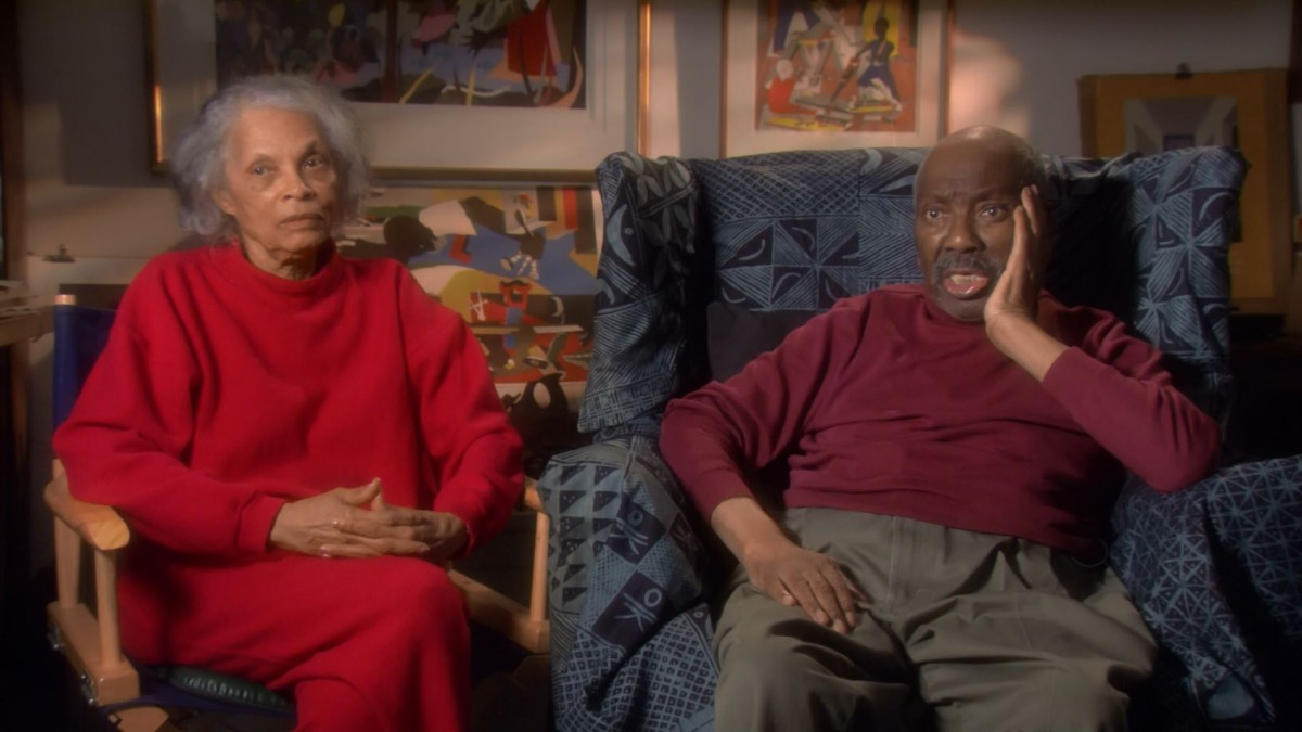 Jacob Lawrence and Gwendolyn Knight