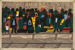 The Migration Series, Panel no. 60