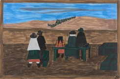 The Migration Series, Panel no. 21