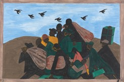 The Migration Series, Panel no. 3